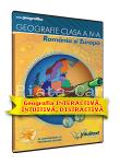 LECTII INTERACTIVE INTUITEXT Geografie.clasa a iv-a. romania si europa
